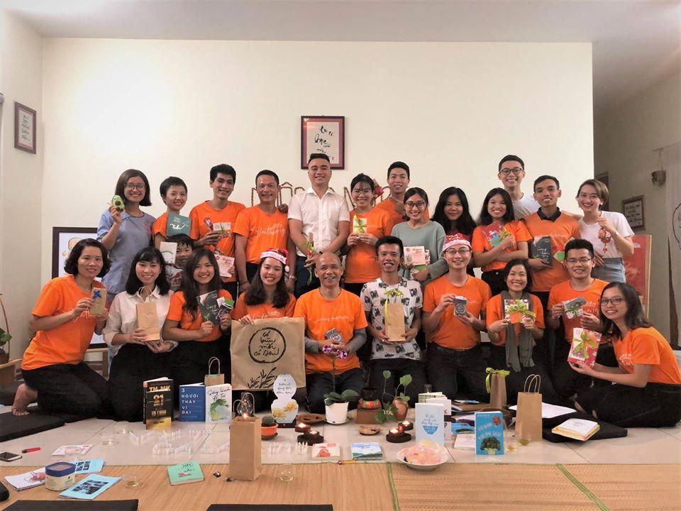 Gala Yêu thương CLB Yêu sách Thái Hà – Đêm của hạnh phúc, yêu thương và biết ơn