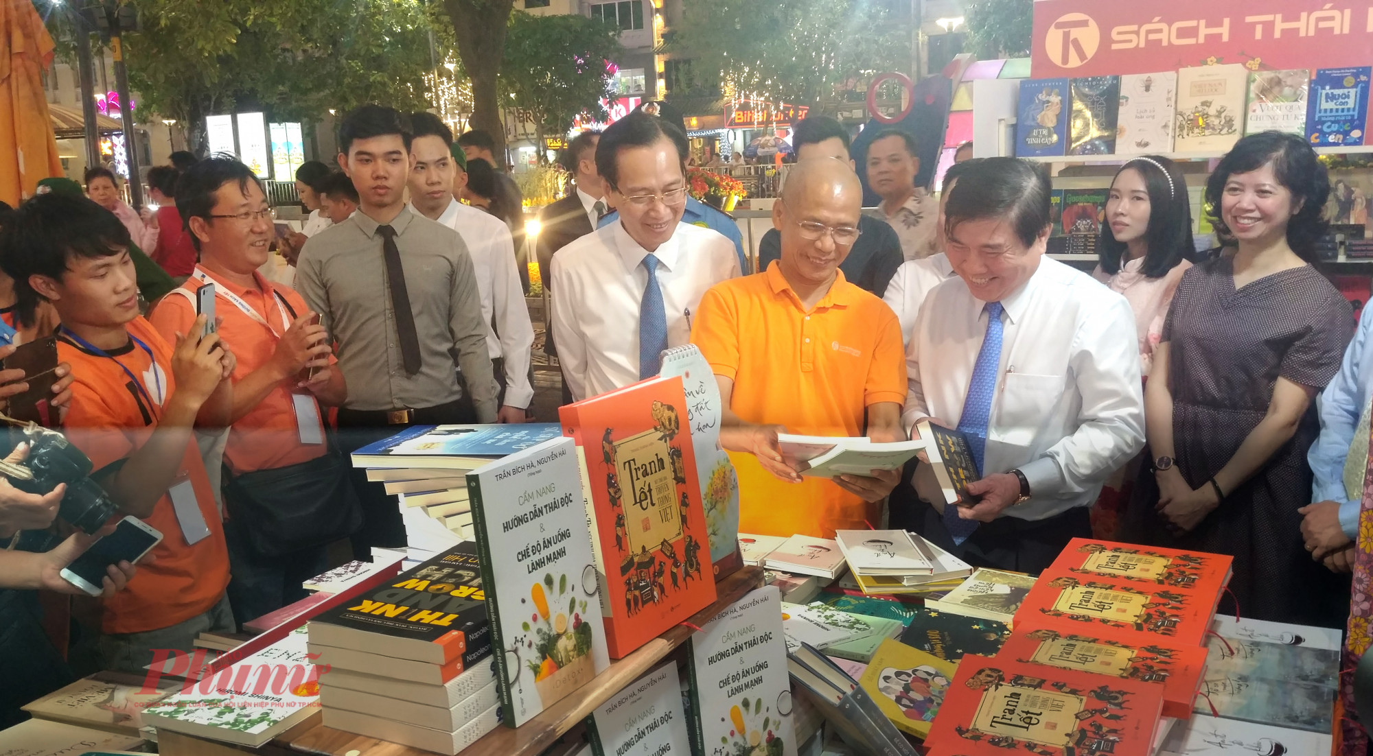 Thái Hà Books và Lễ hội Đường Sách Tết: 10 năm đồng hành lan tỏa văn hóa đọc