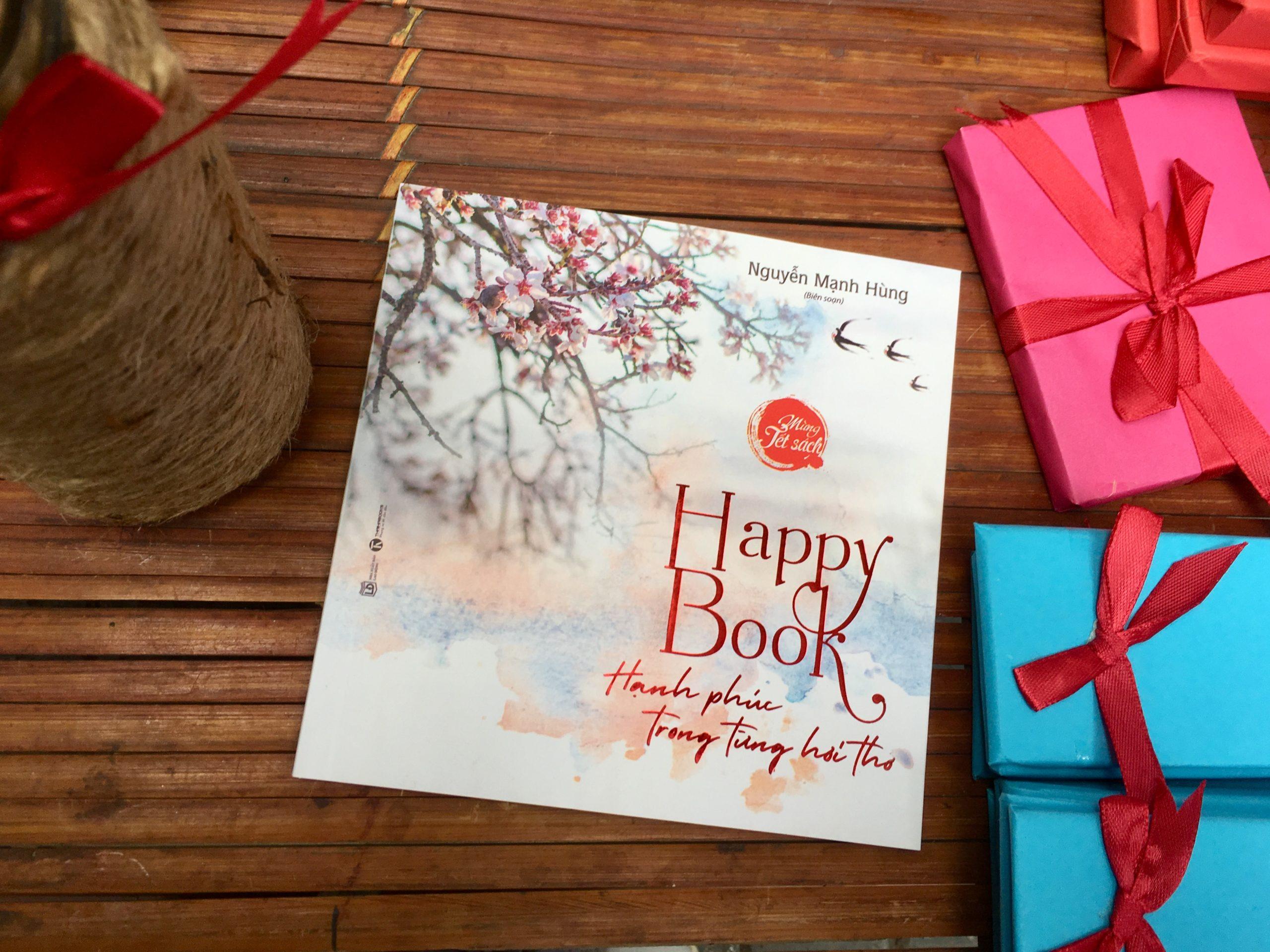 Lì xì sách nhân năm mới và Tết Sách