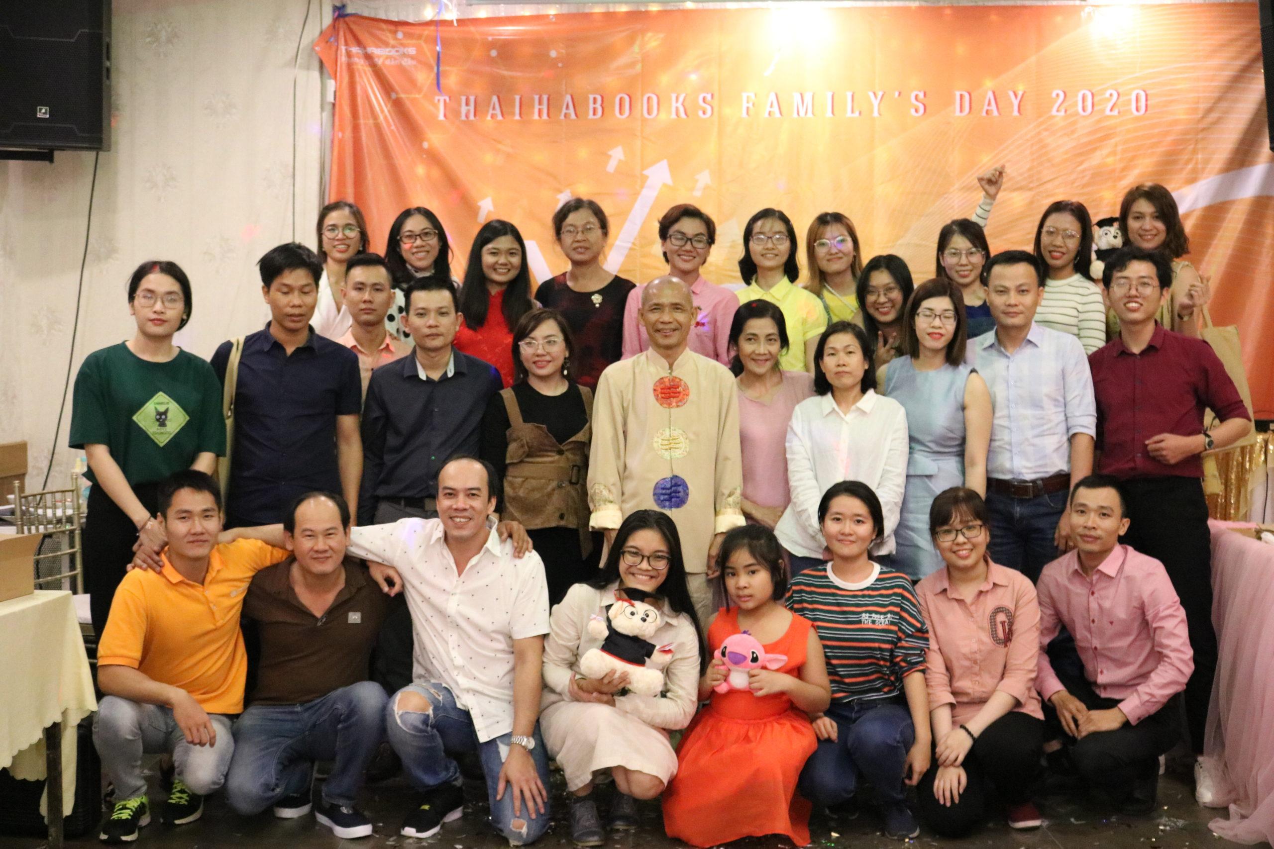 [HCM] Family's Day 2020 – Những niềm vui nối liền