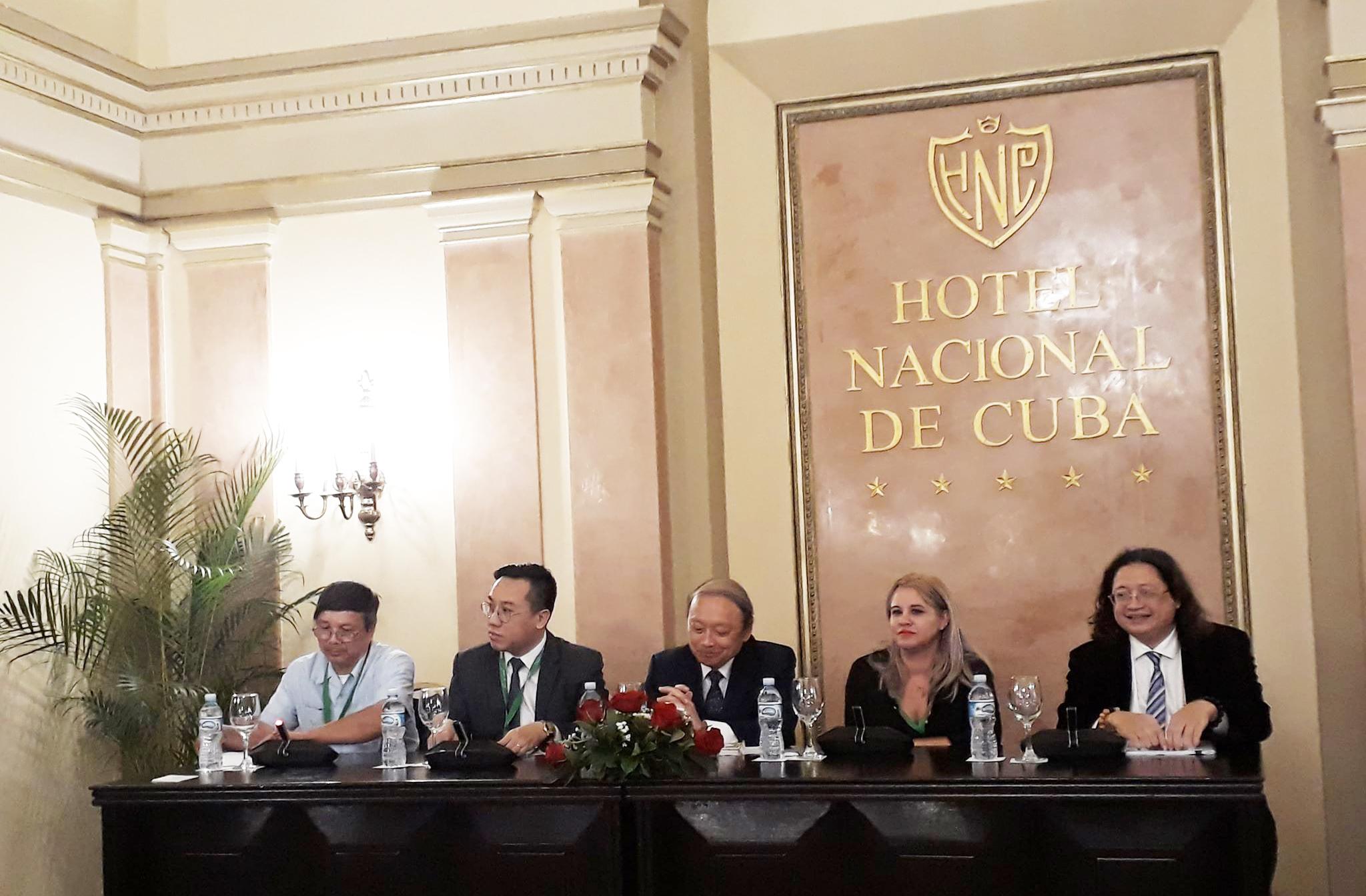 Việt Nam họp báo về việc là Khách mời Danh dự Hội sách Quốc tế La Habana lần thứ 29