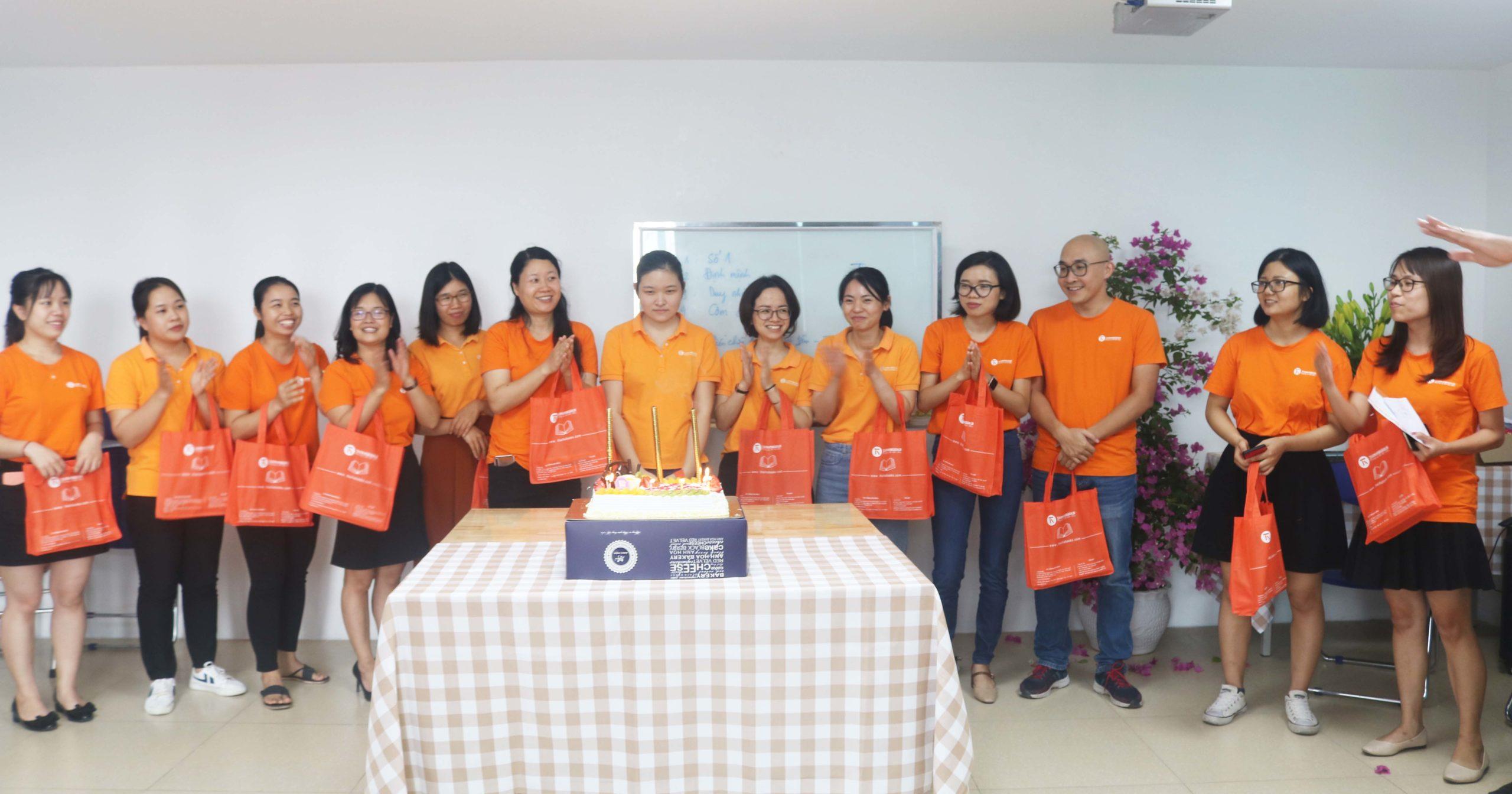 ThaiHaBooks – Chương trình họp mặt nhân sự quý III/2020