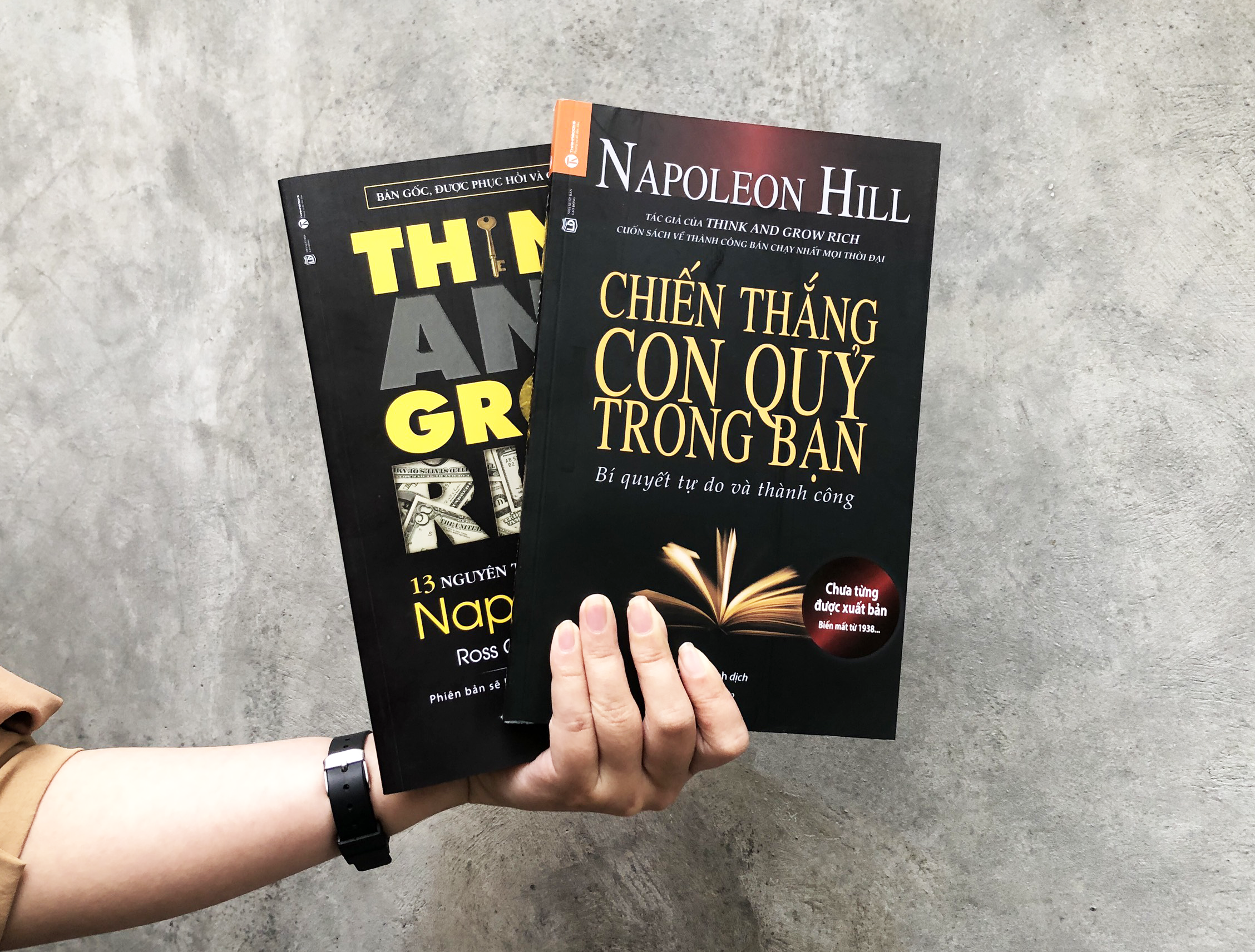 5 cuốn sách phát triển bản thân bán chạy nhất của ThaiHaBooks