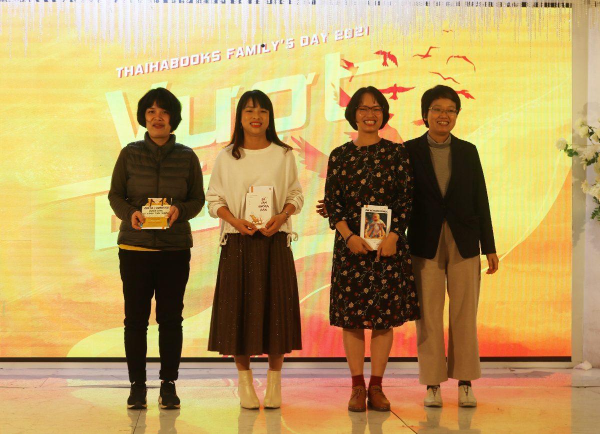 Cá nhân xuất sắc của Thái Hà Books Quý 4/2020