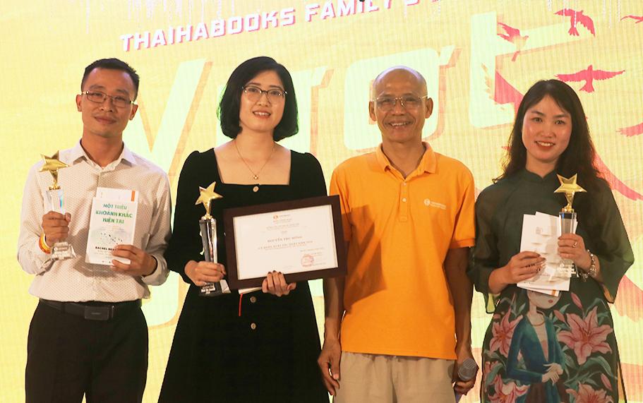 Những cá nhân xuất sắc của Thái Hà Books năm 2020