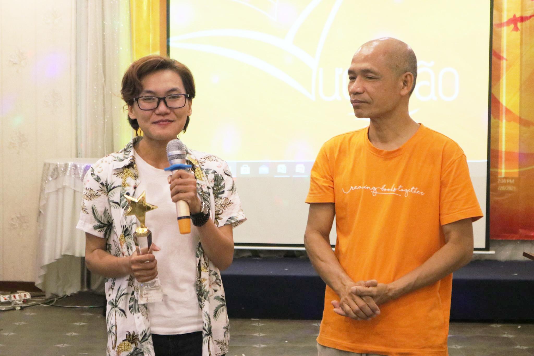 Cá nhân xuất sắc nhất Thái Hà Books chi nhánh TP HCM năm 2020