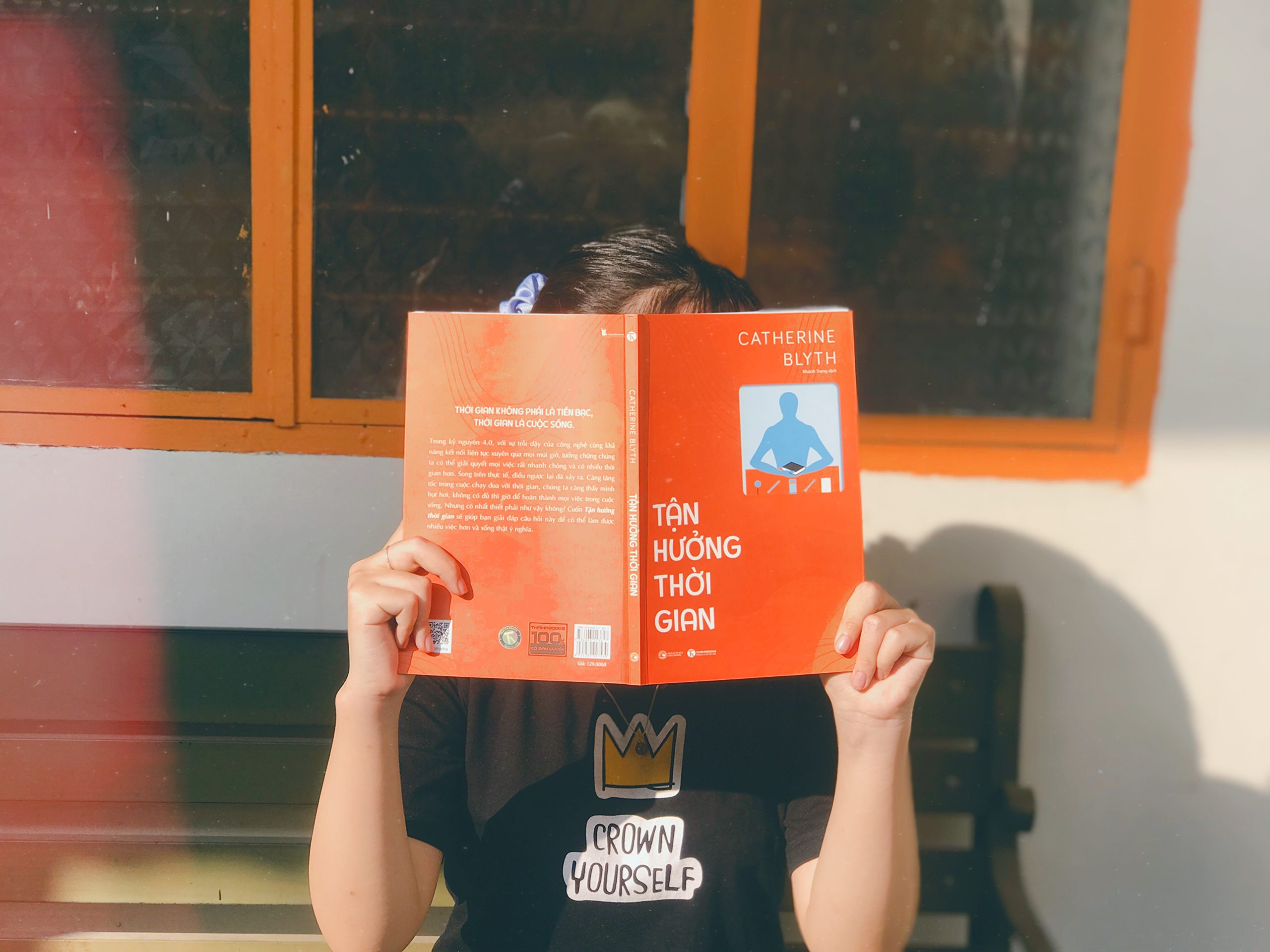 Tận Hưởng Thời Gian | Review sách