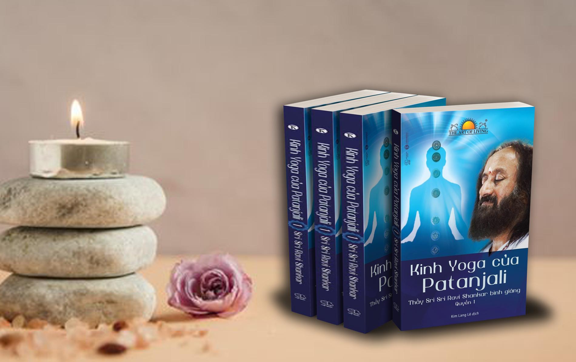 Kinh Yoga của Patanjali –  Cách để sống mỗi ngày hạnh phúc