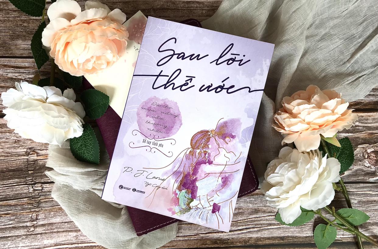 """""""Sau lời thề ước"""" – Cuốn sách về tình yêu cặp đôi nào cũng nên đọc"""