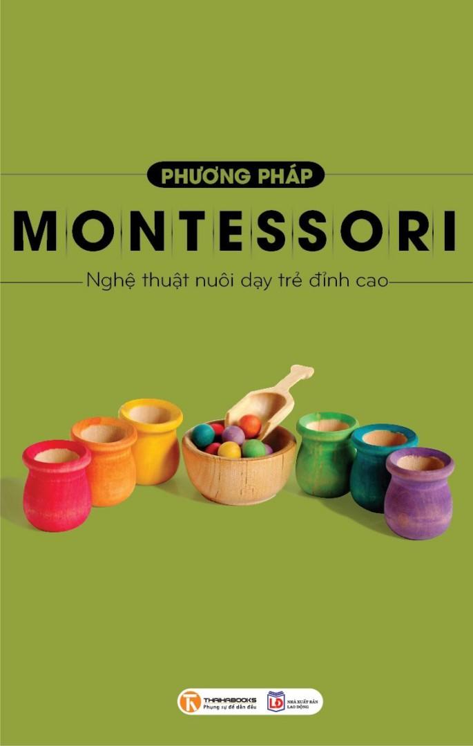 Phương pháp Montessori – Nghệ thuật nuôi dạy trẻ đỉnh cao
