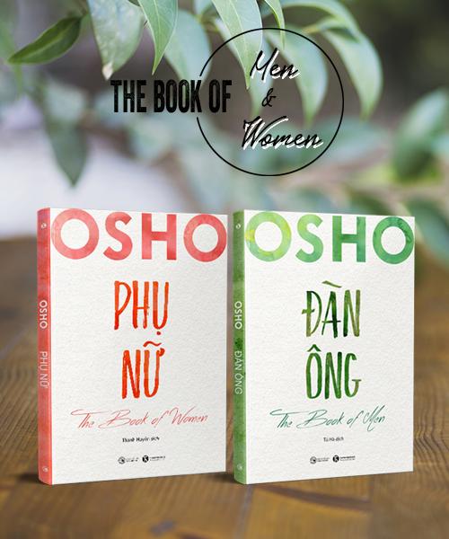 Bộ Osho Đàn ông – Phụ nữ