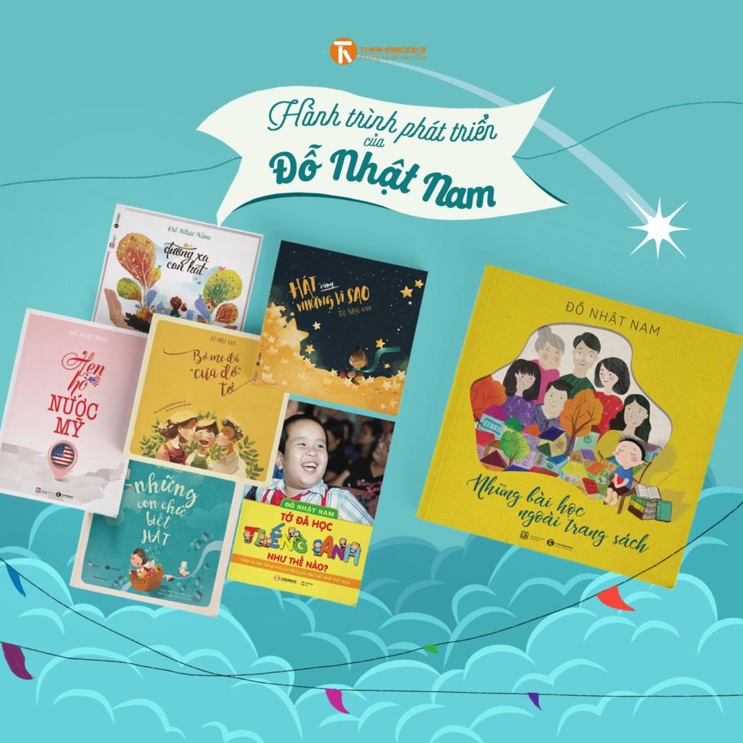Do Nhat Nam's Book Series