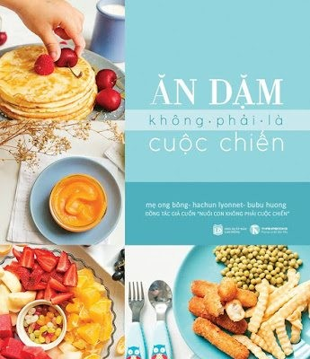 An dam khong phai la cuoc chien – Weaning is not a struggle