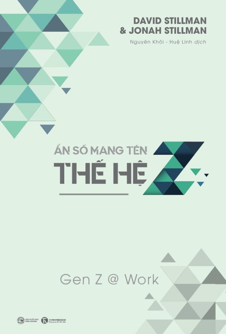 Ẩn Số Mang Tên Thế Hệ Z @ Work
