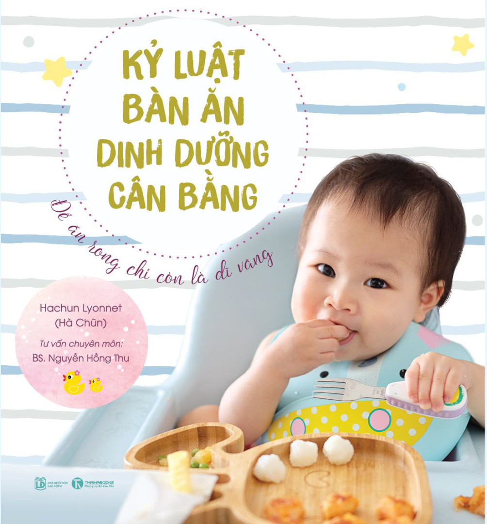 Table manners – balanced nutrition for kids