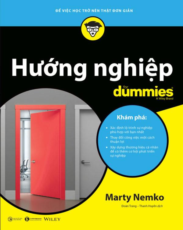Bia Huong Nghiep For Dummies 1.jpg