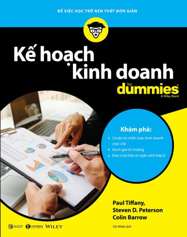 Bia Ke Hoach Kinh Doanh For Dummies.jpg