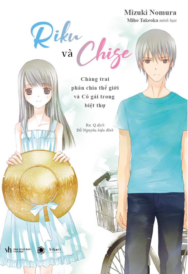 Riku và Chise – Chàng trai phân chia thế giới và cô gái trong biệt thự
