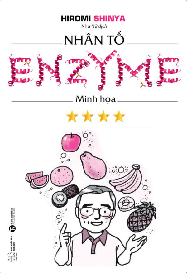 Bia Nhan To Enzyme Minh Hoa