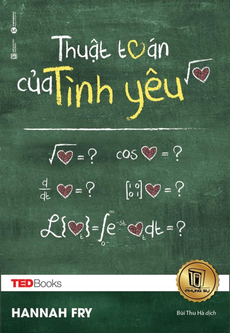 TEDBooks – Thuật toán của tình yêu