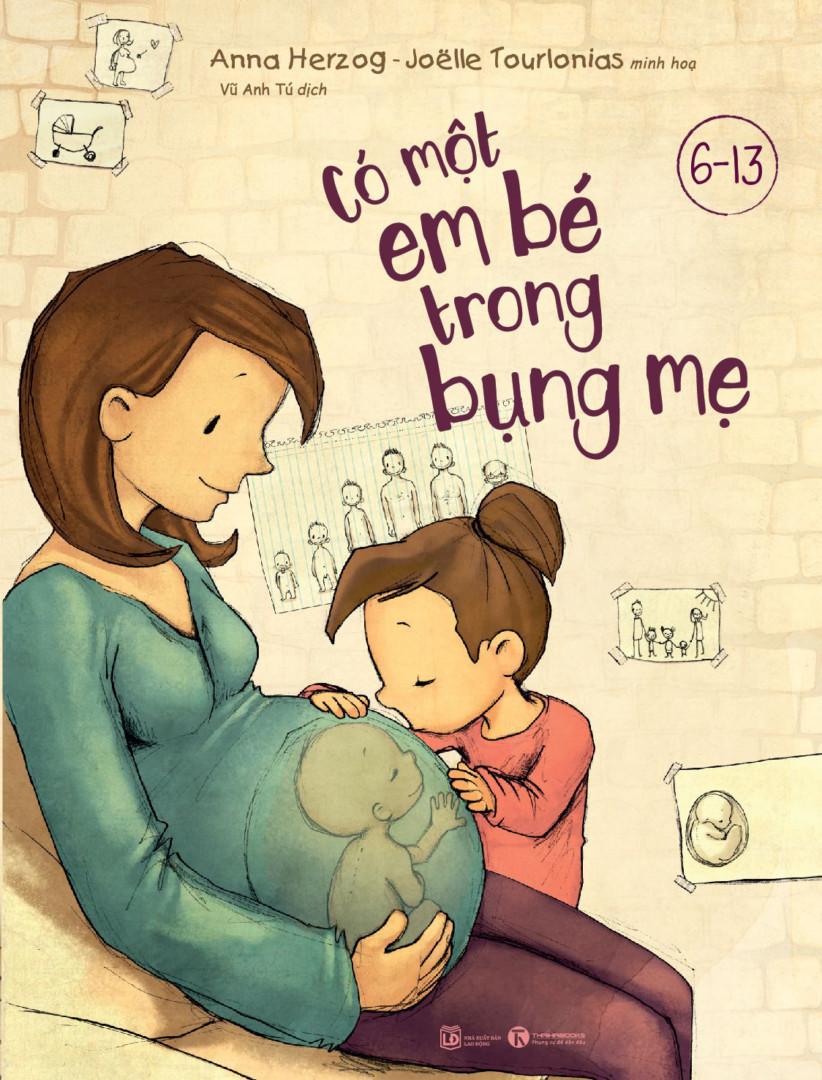 Có một em bé trong bụng mẹ