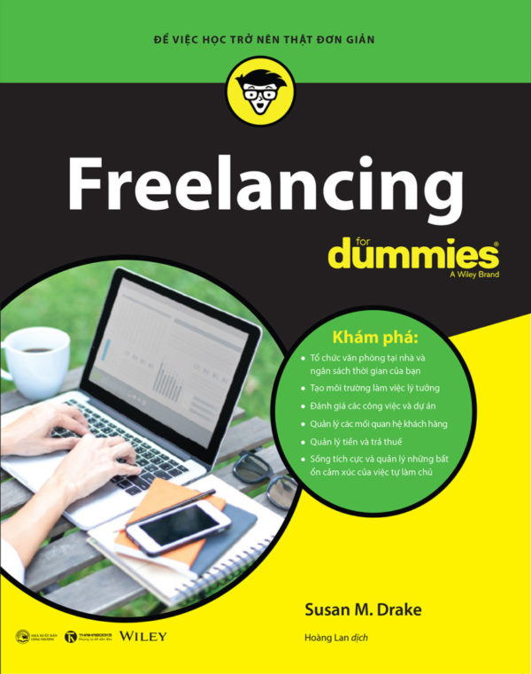 Freelancing For Dummies Cover