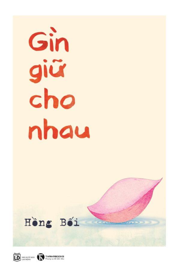 Tha Thu Cho Nhau 13x20cm Fin