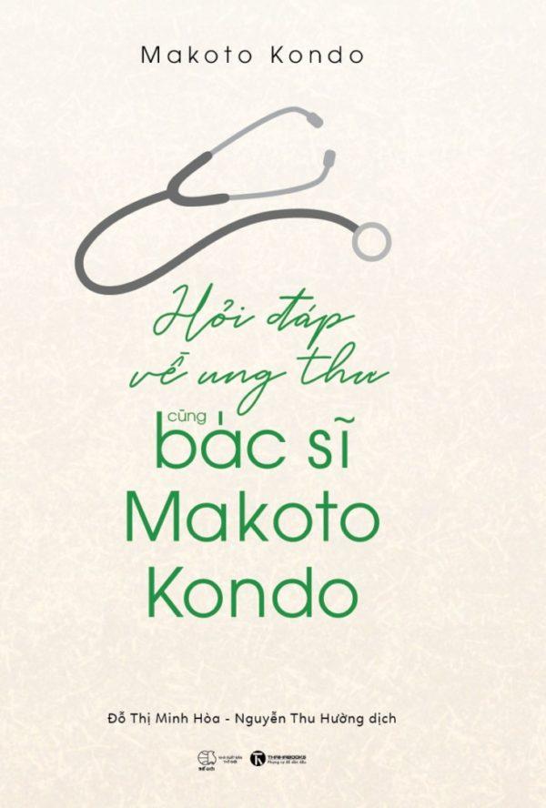 Hoi Dap Ve Ung Thu Cung Bac Si Makoto Kondo 1.jpg