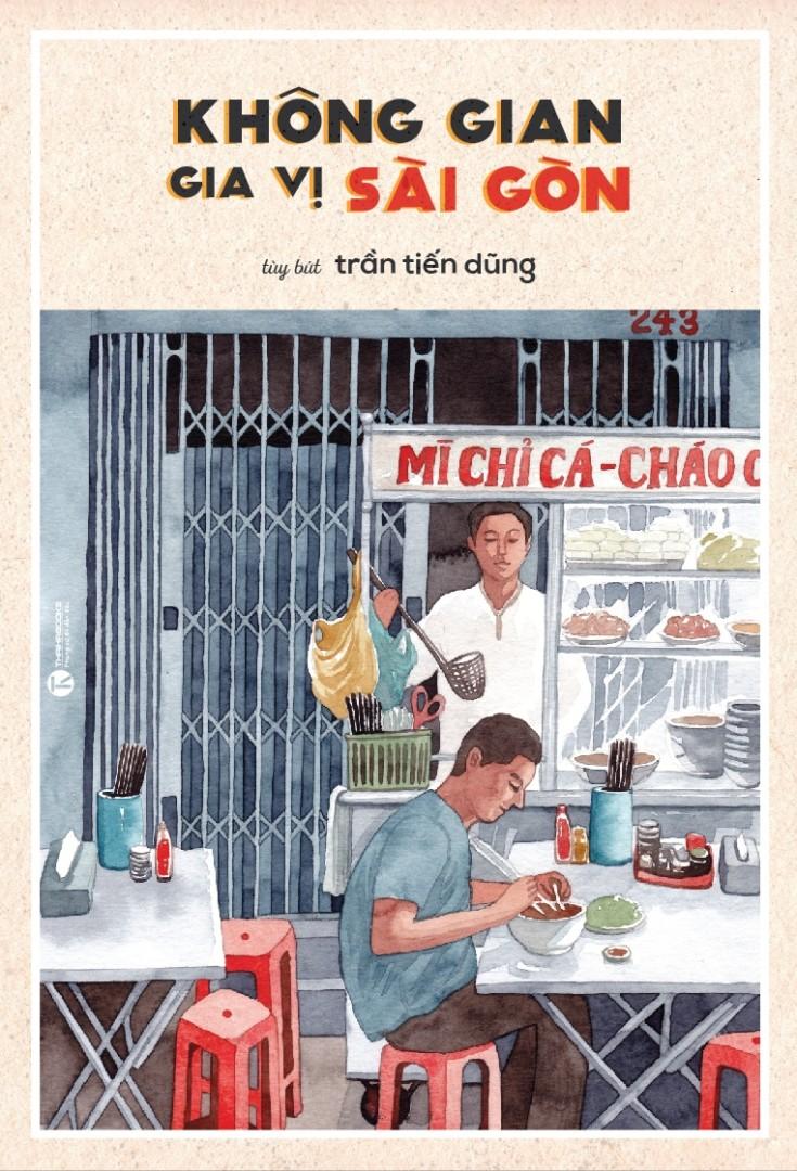 Khong gian gia vi Sài Gòn – SaiGon spices space