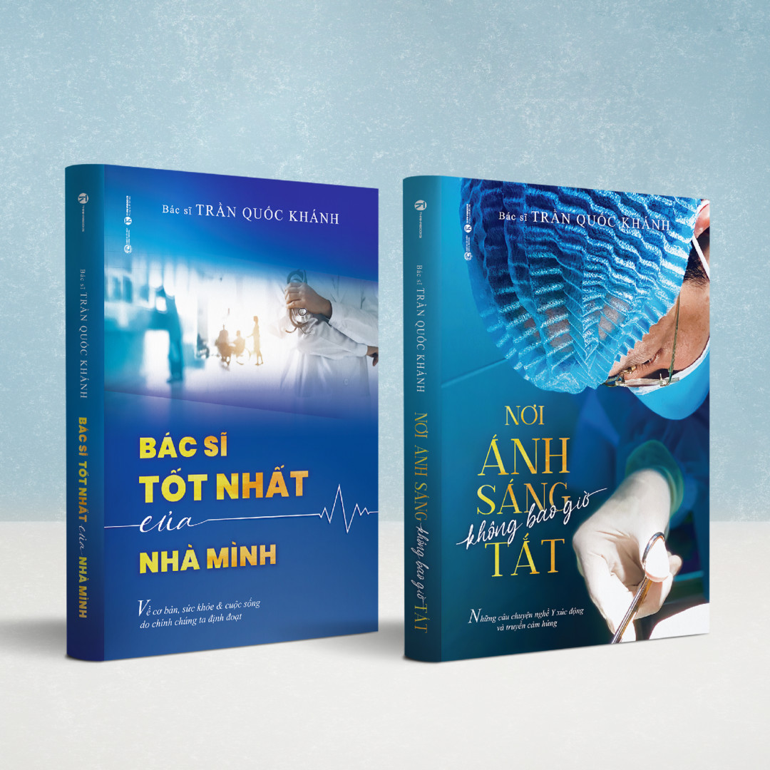 Hai cuốn sách giúp độc giả hiểu đúng đắn về sức khoẻ