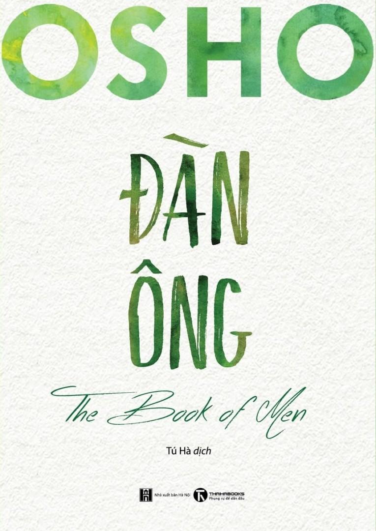 Osho Đàn ông – The Book of Men