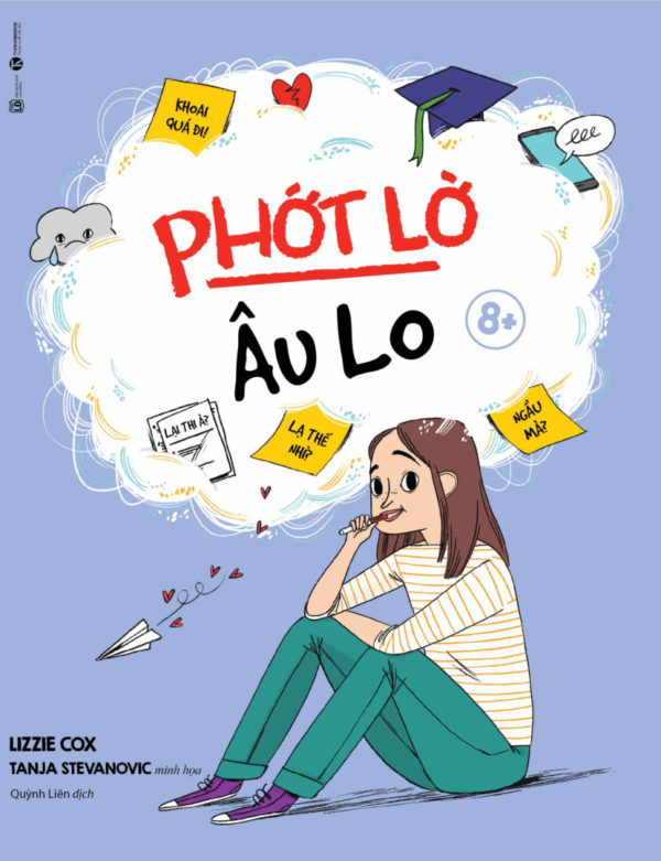 PhỚt LỜ Âu Lo. The Book Of No Worries