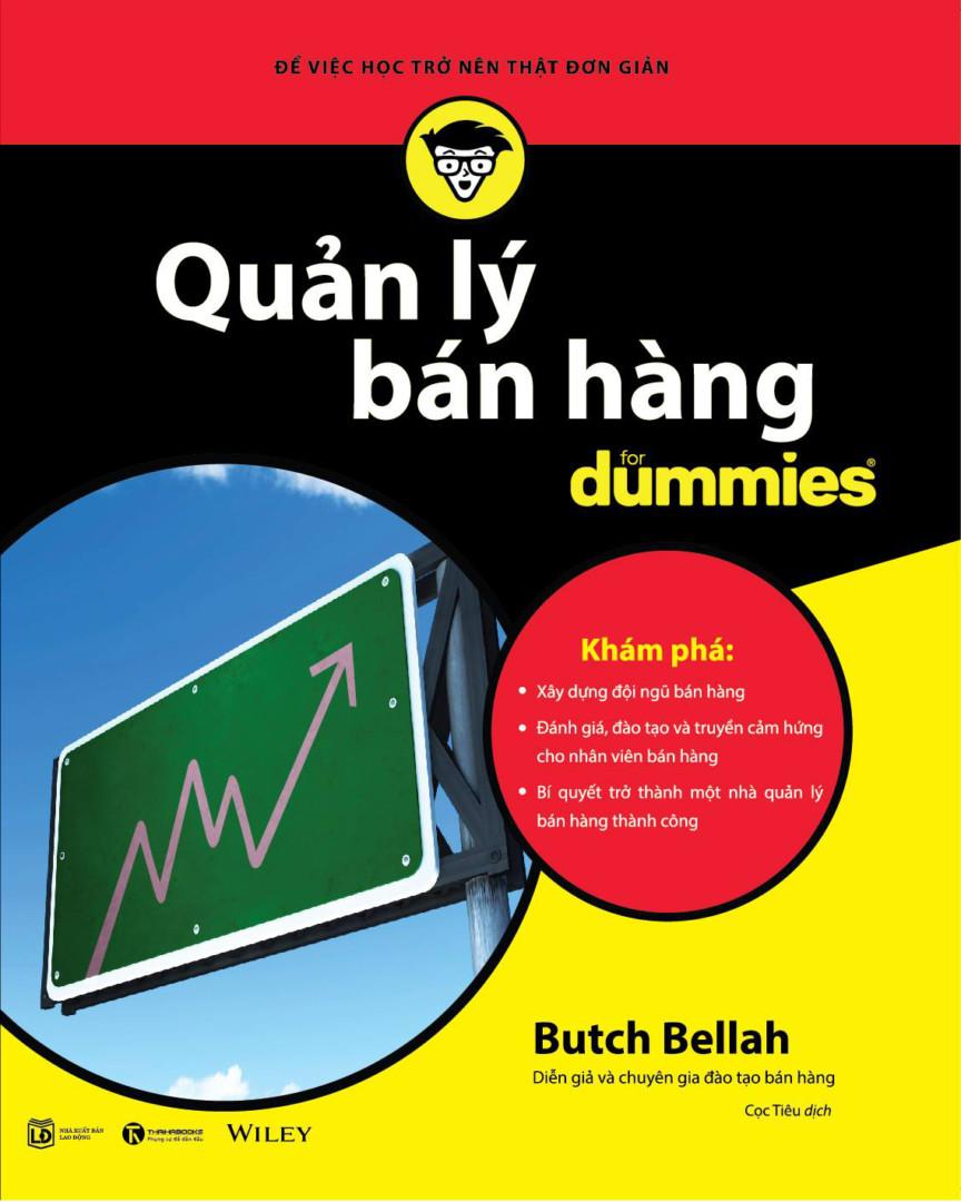 Quản lý bán hàng for Dummies