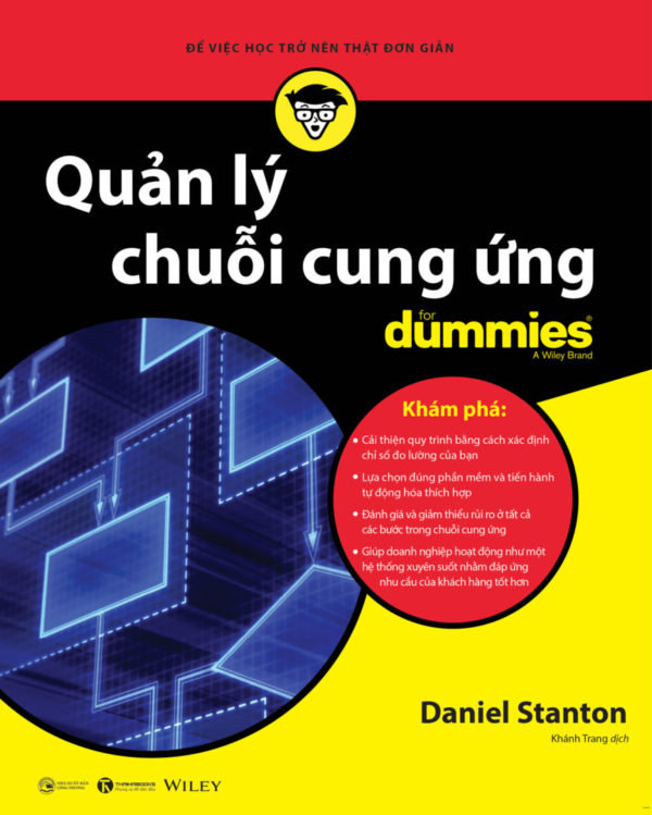 Quan Ly Chuoi Cung Ung For Dummies 1.jpg