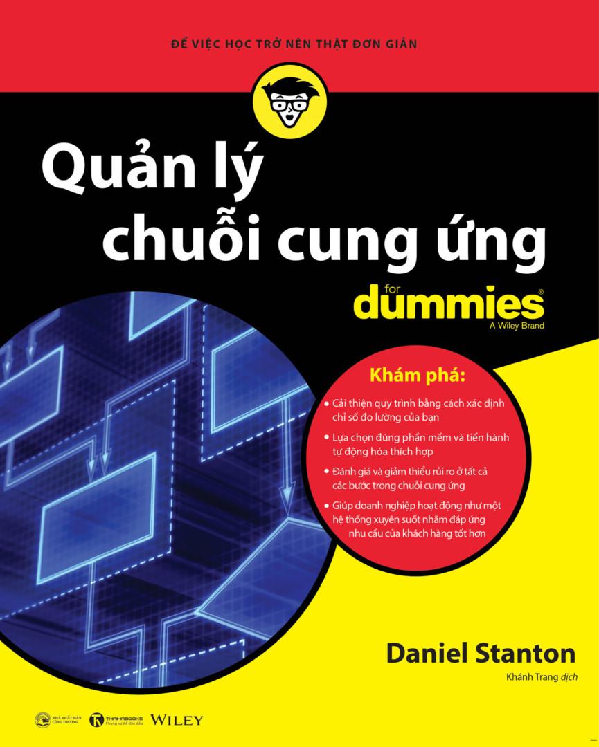Quản lý chuỗi cung ứng for Dummies