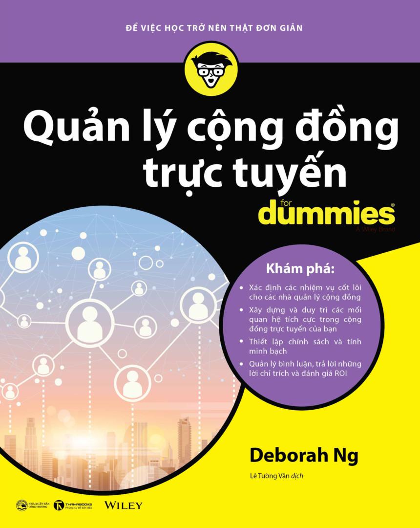 Quản lý cộng đồng trực tuyến for dummies