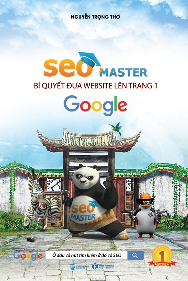 SEO-Master – Bí quyết đưa Website lên trang 1 Google
