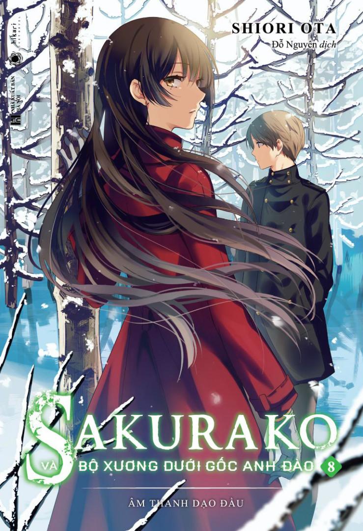 Sakurako và bộ xương dưới gốc anh đào 8