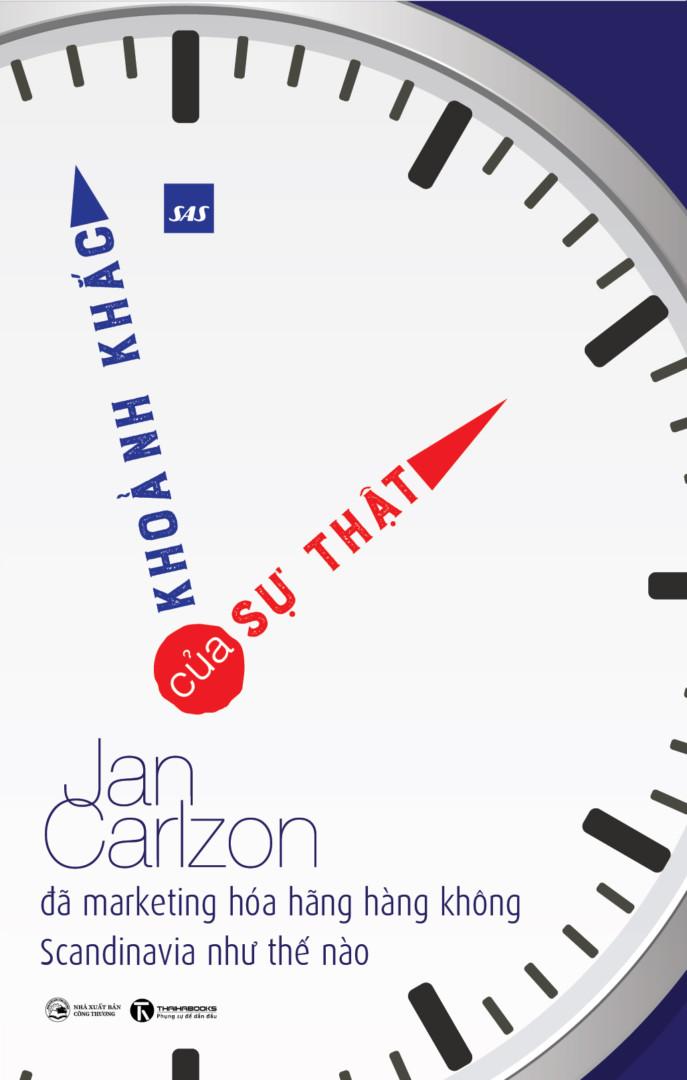 Khoảnh khắc của sự thật – Jan Carlzon đã marketing hóa hãng hàng không Scandinavia như thế nào