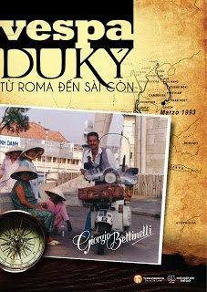 Vespa du ký: Từ Roma đến Sài Gòn