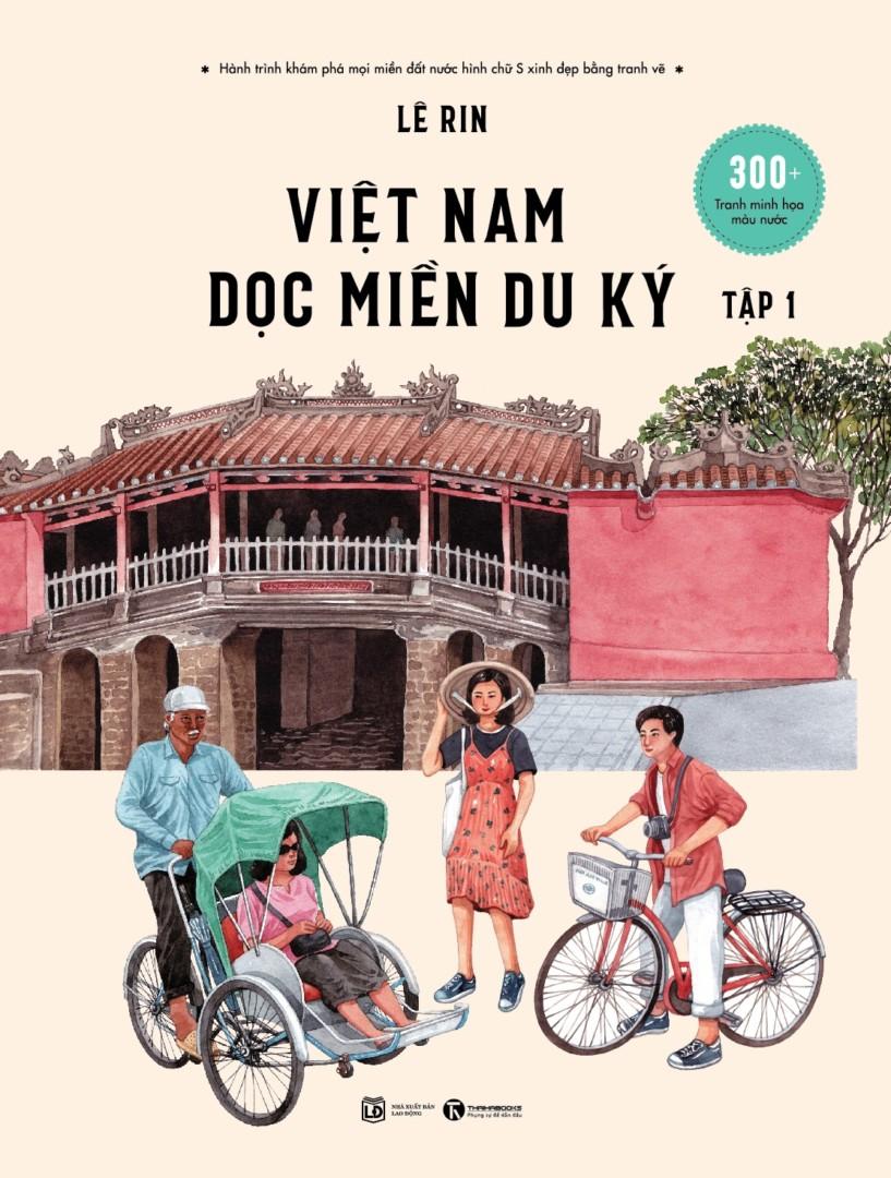 Việt Nam dọc miền du ký (bìa cứng)