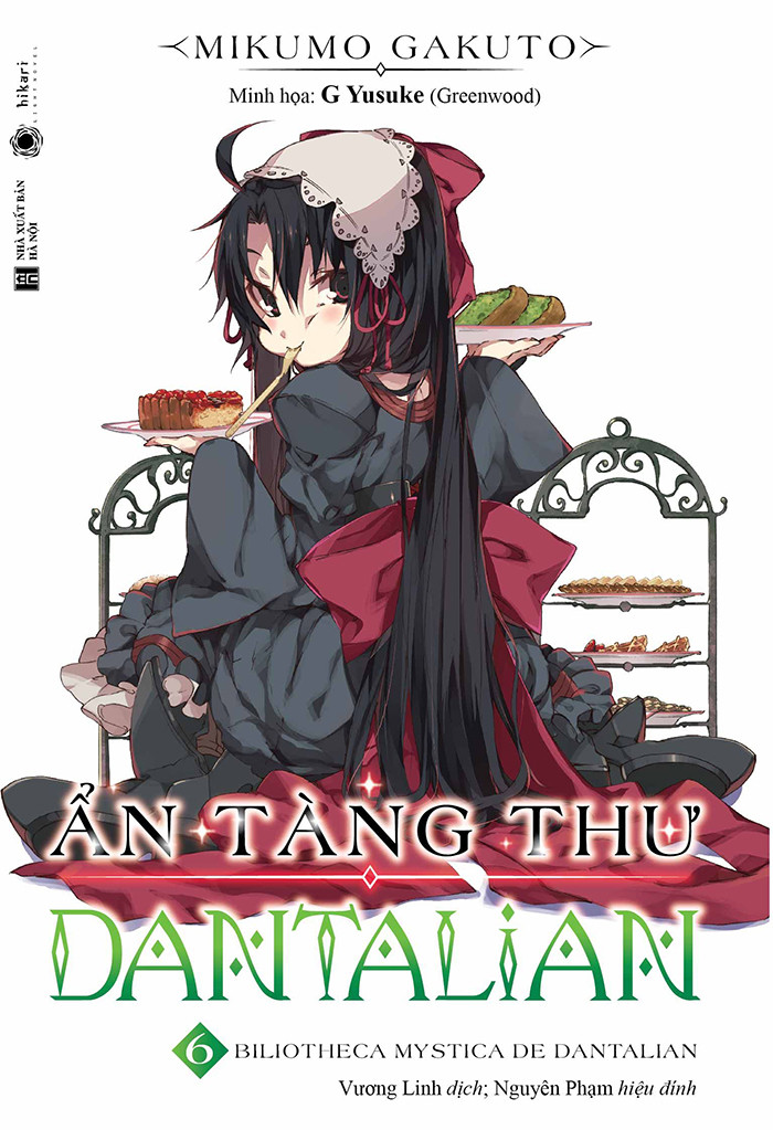 Ẩn tàng thư Dantalian 6 (Bản đặc biệt)