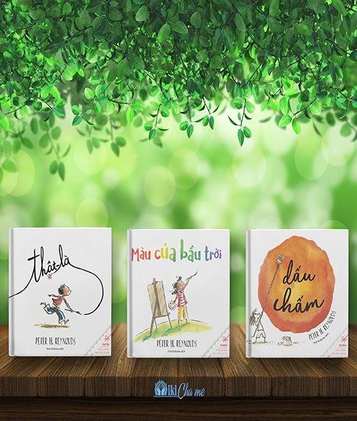 Ehon – Bộ sách kích thích nguồn cảm hứng, sáng tạo của trẻ.