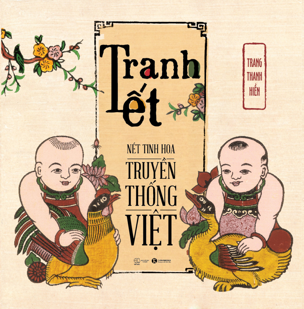 Tranh Tết – Nét tinh hoa truyền thống Việt (Bản giấy Kraf)