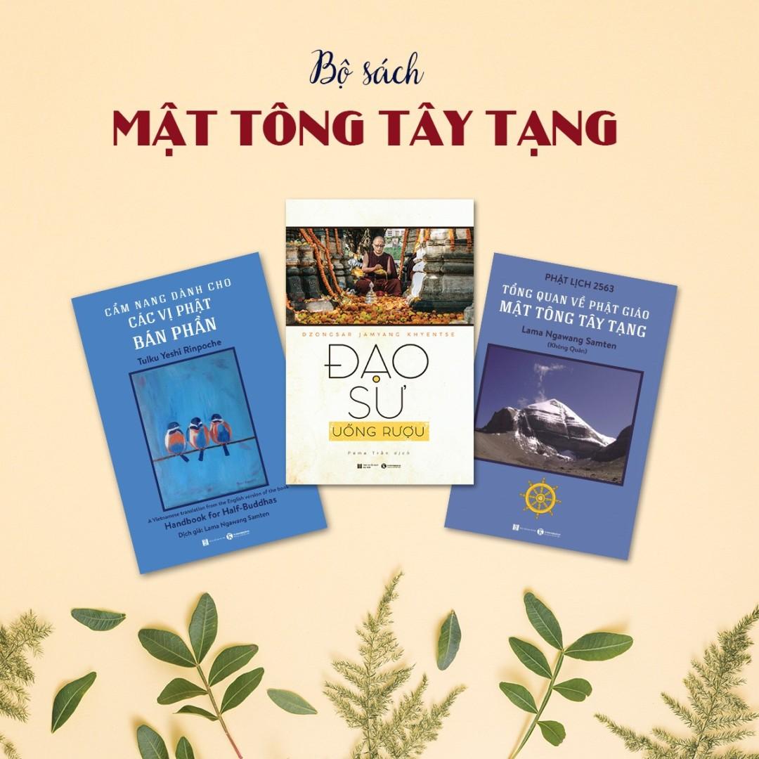 Bộ sách Mật Tông Tây Tạng