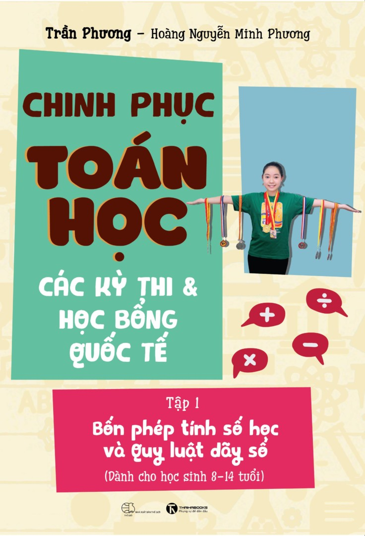 Chinh phuc toan hoc – Challenge Mathematics