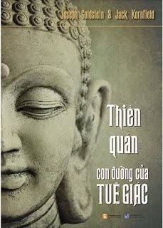 Thiền quán – con đường của tuệ giác