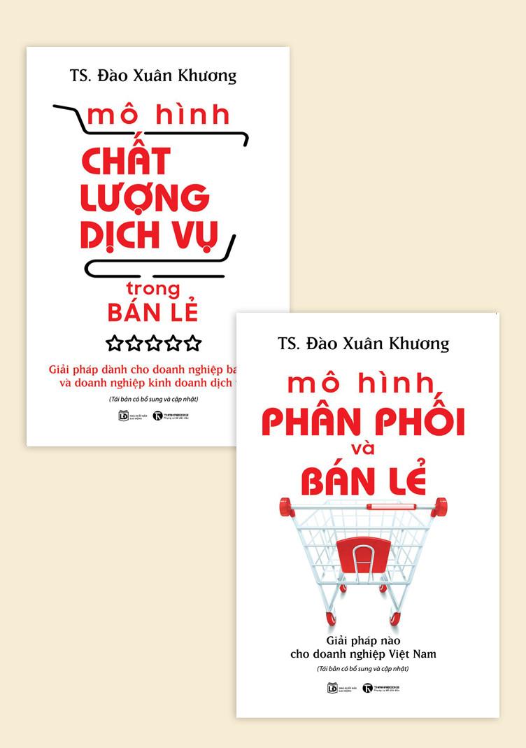 Bộ sách của TS Đào Xuân Khương