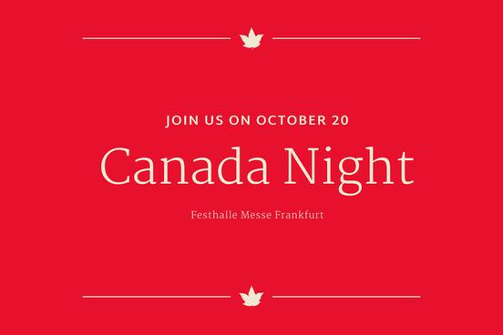 Canada khách mời đặc biệt của Hội sách Frankfurt 2021