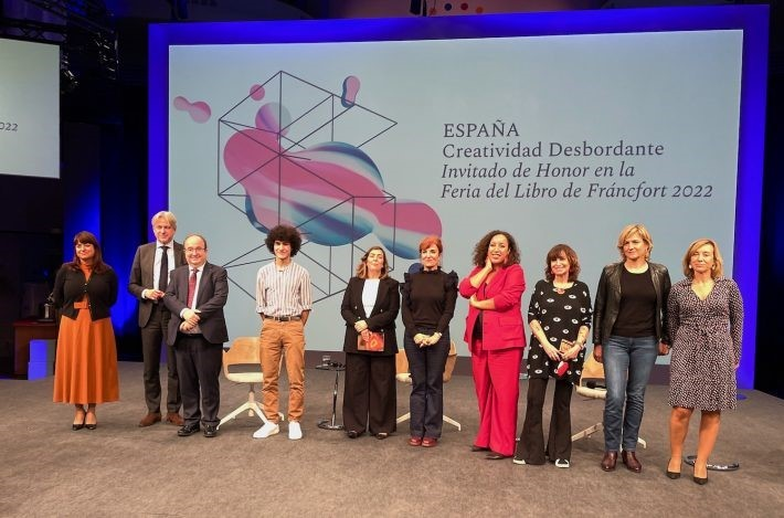 Tây Ban Nha chính thức trở thành Khách mời Danh dự – Guest of Honor tại Hội sách Frankfurt năm 2022
